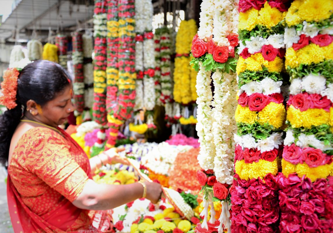 flower markets bangalore