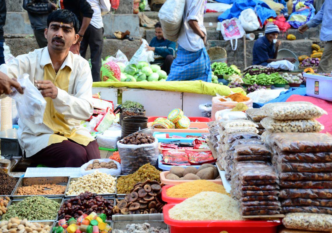 Market tours bangalore