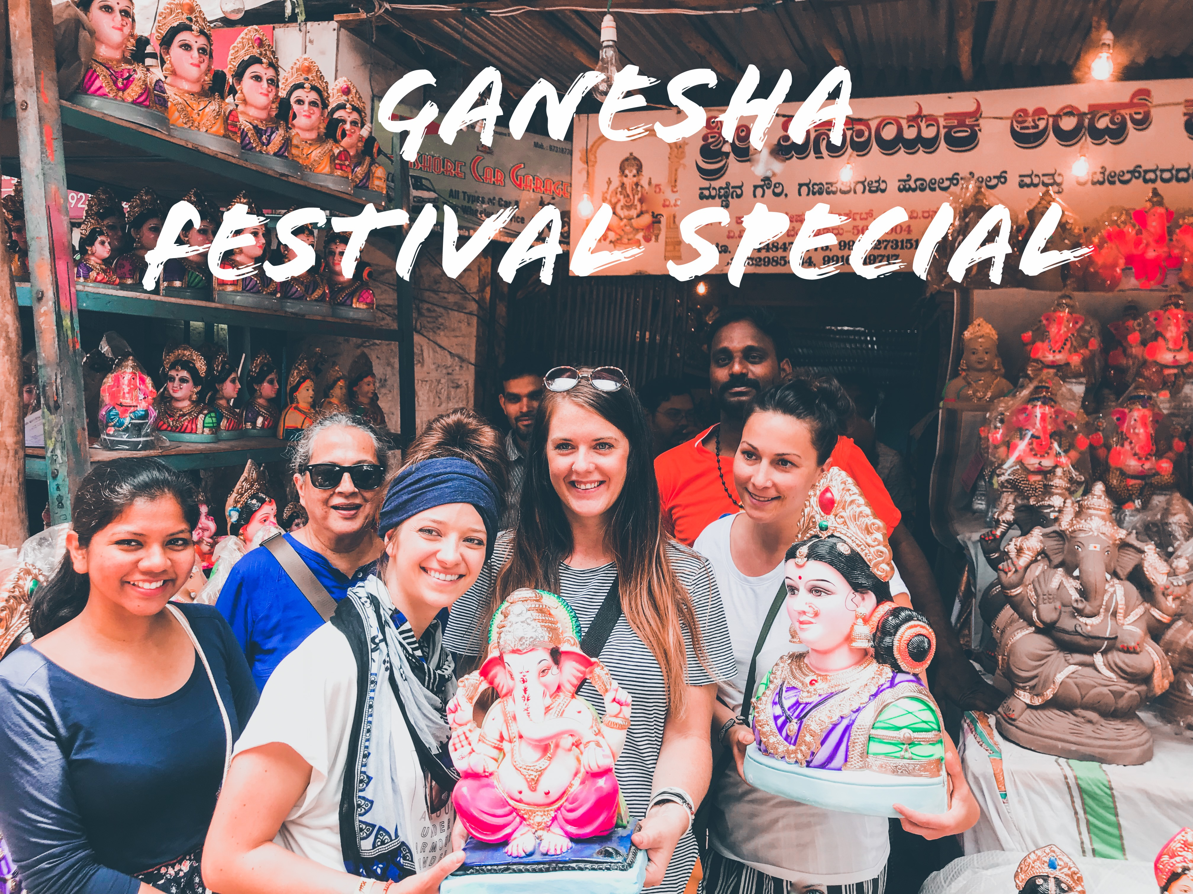 Ganesha Festival Special – Private Guided Tour