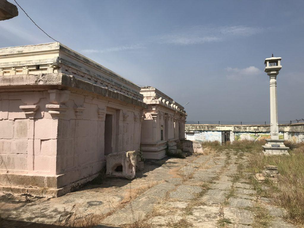 Jain temple Mandargiri hills