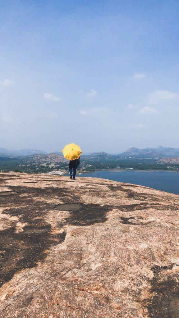 Mandargiri hills